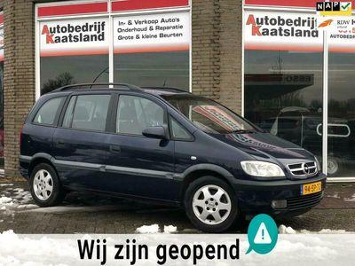 tweedehands Opel Zafira 1.8-16V Elegance - Nieuwe Apk - Airco - Έlectric ramen