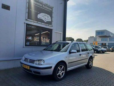 tweedehands VW Golf Variant 1.6 Trendline airco lmv nap automaat apk 11-2021