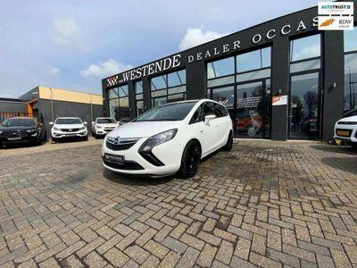 tweedehands Opel Zafira Tourer 2.0 CDTI Cosmo 7p. AUTOMAAT, NAVIGATIE, CROUSE CON