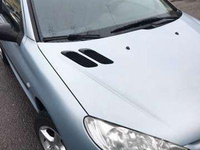 tweedehands Peugeot 206 1.1 XR