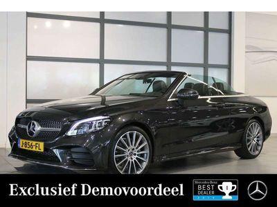 tweedehands Mercedes 200 C-Klasse CabrioletPremium Pack Line: AMG / Automaat *Stardeal*