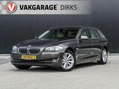 tweedehands BMW 528 528 Touring i High Executive Aut ✅ XENON ✅ LEDER ✅