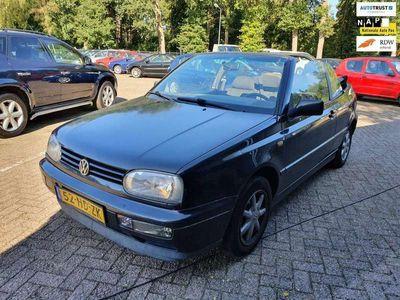 tweedehands VW Golf Cabriolet 1.6 elec dak/afdekscherm