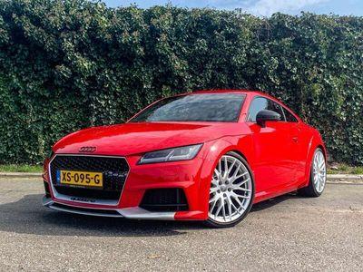 tweedehands Audi TTS TT quattro 300pk| s-tronic |bumper en uitlaat |