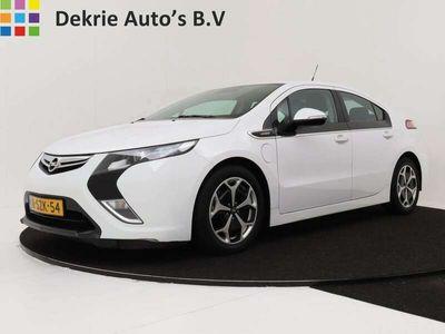 tweedehands Opel Ampera 1.4 AUTOMAAT / LEDER / BOSE / NAVI / CRUISE CTR. /
