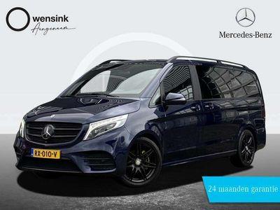 tweedehands Mercedes V250 250d 191 PK AVANTGARDE EDITION L2 6-PERSOONS EUR 6