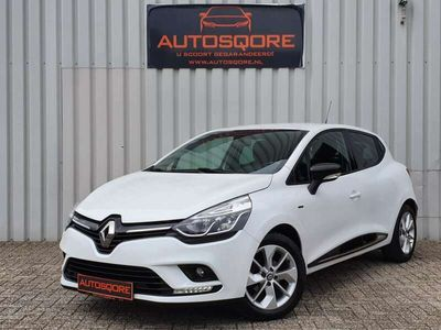tweedehands Renault Clio 0.9 TCe Eco2 Limited