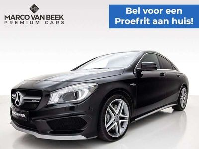 tweedehands Mercedes CLA45 AMG 4MATIC Nw. Prijs ac78.417 Pano Comand Climate