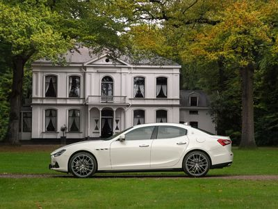 tweedehands Maserati Ghibli 3.0 V6 Bi-turbo 330pk | 1e Eigenaar | Schuifdak |