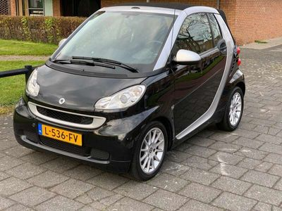 tweedehands Smart ForTwo Cabrio 1.0 mhd Passion automaat