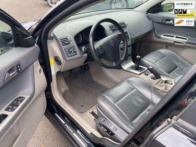 tweedehands Volvo S40 2.4 Summum LEER/airco/XENON dealer onderhouden
