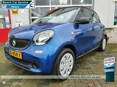 tweedehands Smart ForFour  1.0 Pure | Airco | Cruise | Bluetooth | Isofix |