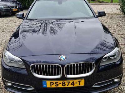 tweedehands BMW 518 d Luxury Ed.