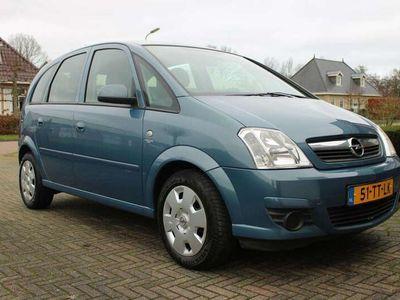 tweedehands Opel Meriva 1.6-16V Business   Airco   Trekhaak   Nette auto  