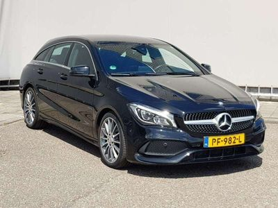 tweedehands Mercedes CLA180 CLA Shooting BrakeAutomaat AMG Line | Camera | Navi |..