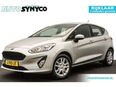 tweedehands Ford Fiesta 1.0 100 Pk EcoBoost