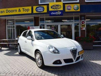 tweedehands Alfa Romeo Giulietta 1.4 TURBO MULTIAIR DISTINCTIVE