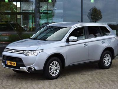 tweedehands Mitsubishi Outlander 2.0 PHEV Business Edition X-Line *EX BTW* Navigati
