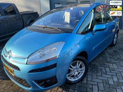 tweedehands Citroën C4 Picasso 2.0-16V AMBIANCE AUTOMAAT G3 LPG PANO LUXE NETJES