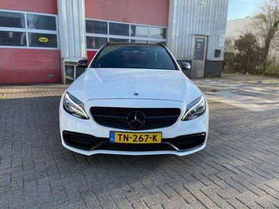 tweedehands Mercedes C220 C 2204 matic vol amg line