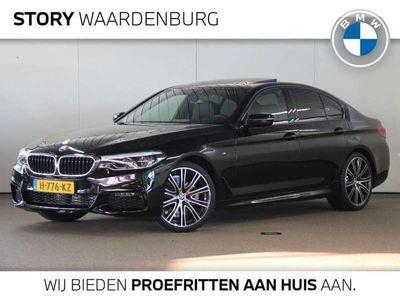 tweedehands BMW 520 5-SERIE i High Executive M Sport / Schuif-Kanteldak / Head-Up / Comfortstoelen / M Sport Plus Pack / Hifi System / Adaptief LED
