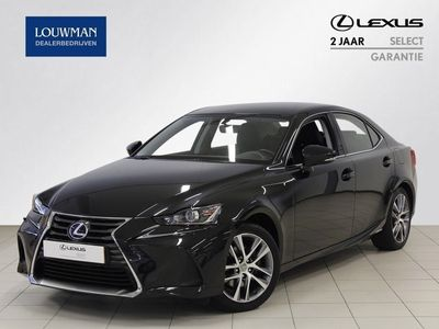 tweedehands Lexus IS300h Business Line | HALF LEER | NAVIGATIE | PARKEERCAMERA |