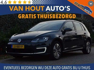 tweedehands VW Golf e-Golf | EX BTW | €2000 Subsidie | CLIMA | GR.NAVI