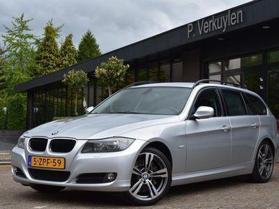 tweedehands BMW 330 3-SERIE D Touring Aut Groot Navi Leer Xenon Trekhaak