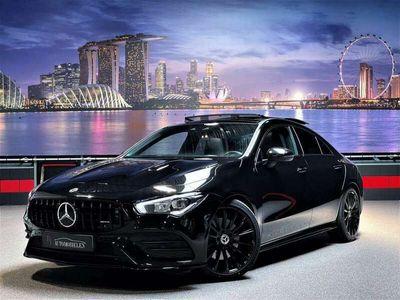 tweedehands Mercedes CLA200 AMG & Nightpk|Sfeer|Pano|Cam