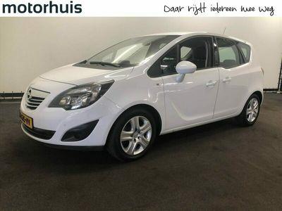 tweedehands Opel Meriva 1.4T COSMO 140pk AUTOMAAT / NAVI / PDC / AFL
