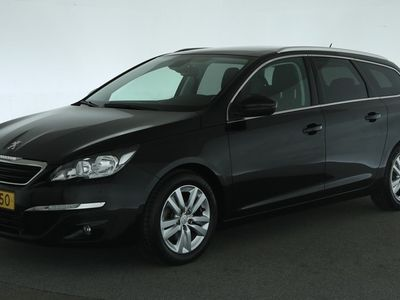 tweedehands Peugeot 308 SW 1.6 BlueHDi Blue lease executive [ Panorama Nav