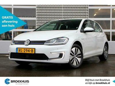 tweedehands VW e-Golf Έlectric 136 pk Automaat | Marge | 1e eigenaar | Active info Display | Camera