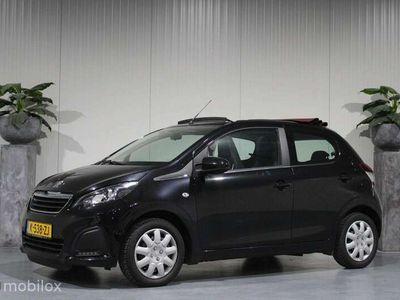 tweedehands Peugeot 108 1.0 e-VTi Allure TOP! Schuifdak, Airco, 5-Deurs