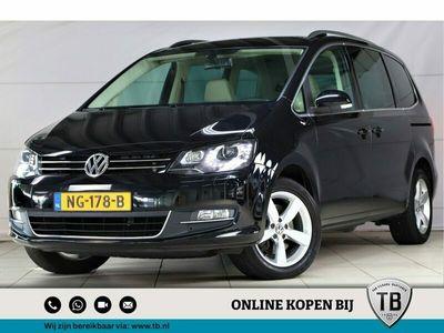 tweedehands VW Sharan 2.0 TDI 140pk DSG Highline 7p. Navigatie Dynaudio Camera Xenon Trekhaak 43