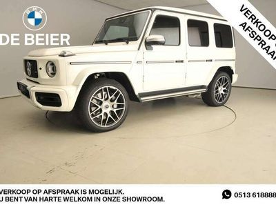 tweedehands Mercedes G63 AMG AMG Stronger Than Time Edition