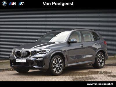 tweedehands BMW X5 xDrive30d High Executive M Sport Automaat Driving Assistant / Trekhaak / Panoramadak
