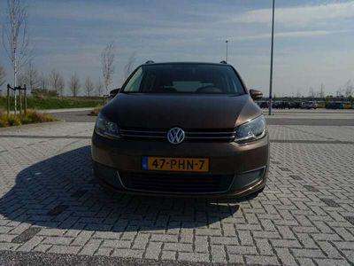 tweedehands VW Touran 1.2 TSI Comfl. BlueM, ClimateControl, Nav.