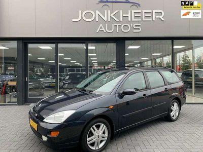 tweedehands Ford Focus Wagon 1.8-16V Collection NL/NAP, Trekhaak, Radio,