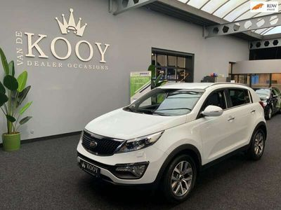 tweedehands Kia Sportage 1.6 GDI First Edition 6-12 m garantie