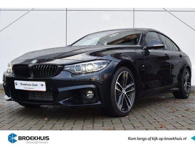 tweedehands BMW 418 4-SERIE Gran CoupéExecutive Edition M-Sport Automaat | Navigatie Professional | 19inch LM Dubbelspaak