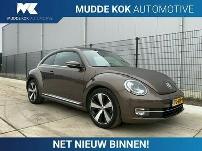 tweedehands VW Beetle 1.4 TSI Sport | Leder | Panoramadak | Xenon | Navigatie