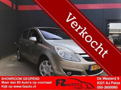 tweedehands Opel Corsa 1.2-16V Cosmo | Automaat | 5 DRS | Metallic |