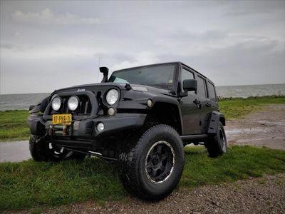 tweedehands Jeep Wrangler Unlimited 2.8 CRD AUT