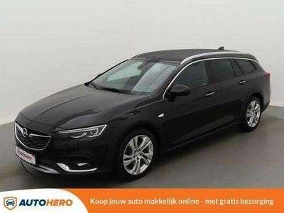 tweedehands Opel Insignia Tourer 1.5 Turbo 165PK KU65569 | Dealer Onderhoude