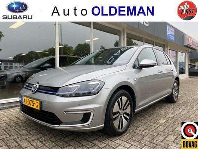 tweedehands VW e-Golf INCL BTW!!, CLIMA,NAVI,ACC