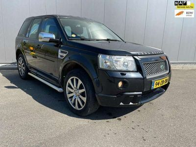 tweedehands Land Rover Freelander 2.2 TD4 S