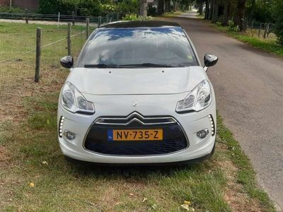 tweedehands Citroën DS3 1.6 VTi So Chic navi airco automaat lm velgen
