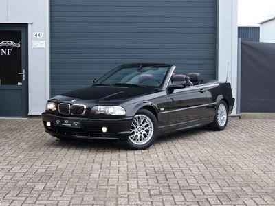 tweedehands BMW 320 Cabriolet 320 Ci E46 - 2. Eig. - Origineel!