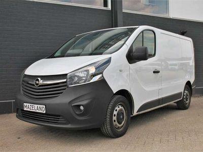 tweedehands Opel Vivaro 1.6 CDTI - Airco - Navi - Cruise - € 11.950,- Ex.