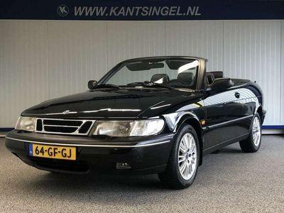 tweedehands Saab 900 Cabriolet 2.0 SE LEER-ELECTRISCHE KAP-ECC AIRCO